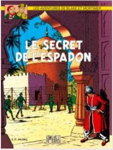 le secret de l espadon t2